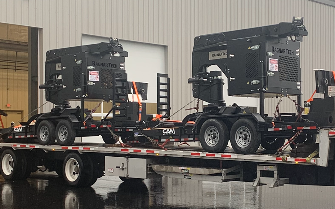 PowerGrab 3600 Heading Out West